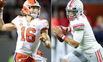 Trevor Lawrence Justin Fields Carolina Panthers