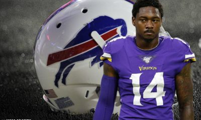 Stefon Diggs to BUFFALO