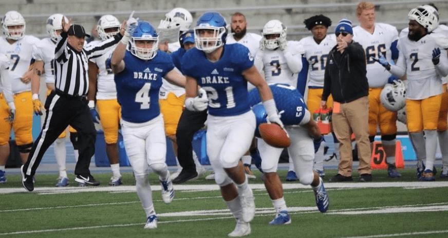 Will Warner Drake safety 2021 NFL Draft
