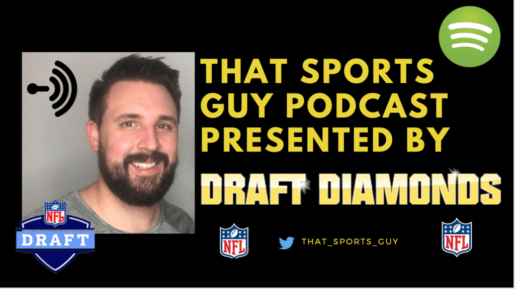 That Sports Guy Podcast Craig Forrestal