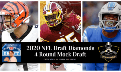 Draft Diamonds Mock Draft