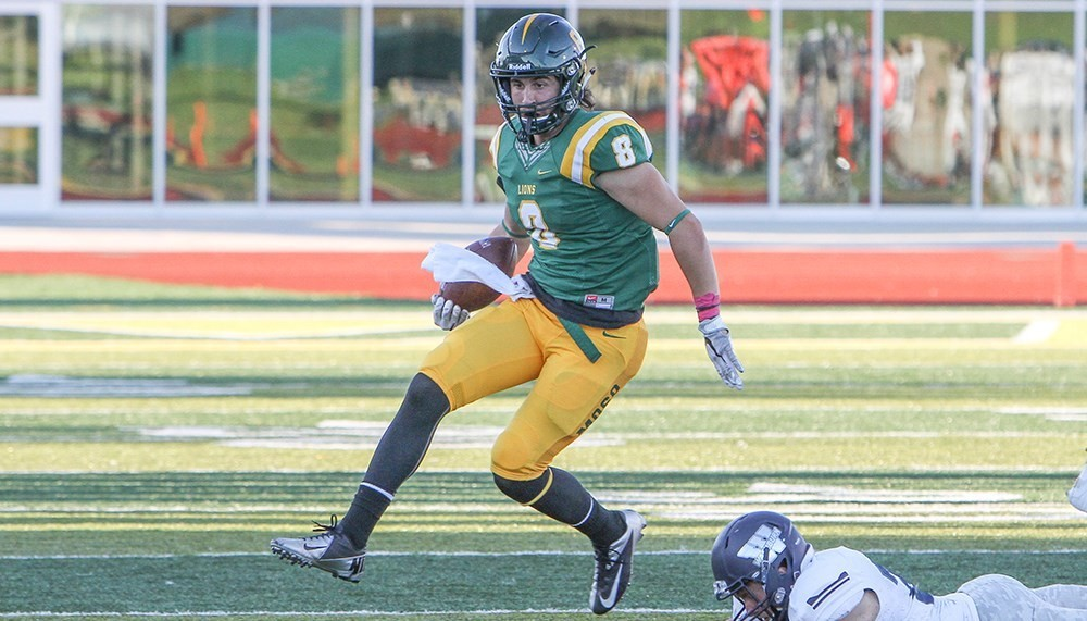 Meet 2020 NFL Draft Prospect : Chad Nolan , WR / DB , Missouri Southern State University
