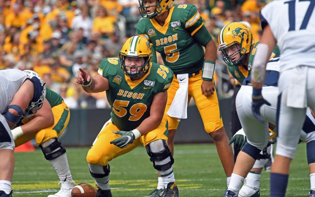 Karson Schoening North Dakota State