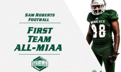 Sam Roberts NWMSU