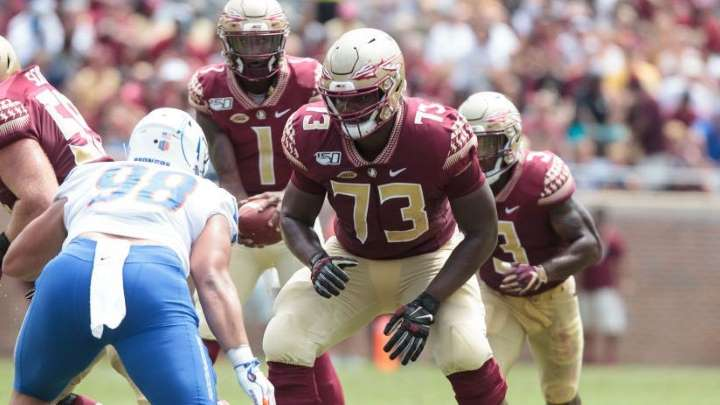 Jauan Williams Florida State