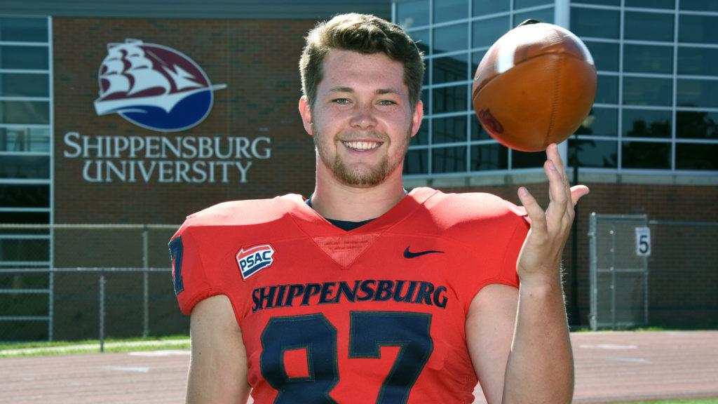 Dylan Curtis Shippensburg