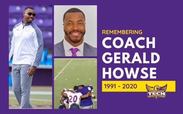 Coach Gerald Howse dead