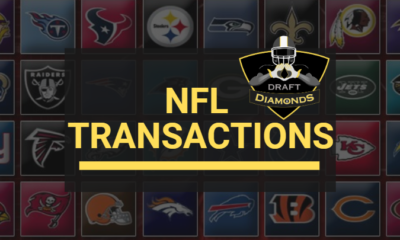 NFL Daily Transactions Workouts roster cuts