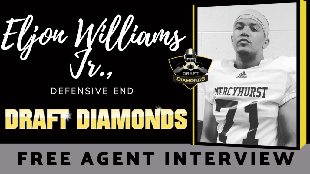 Eljon Williams Jr. Free Agent