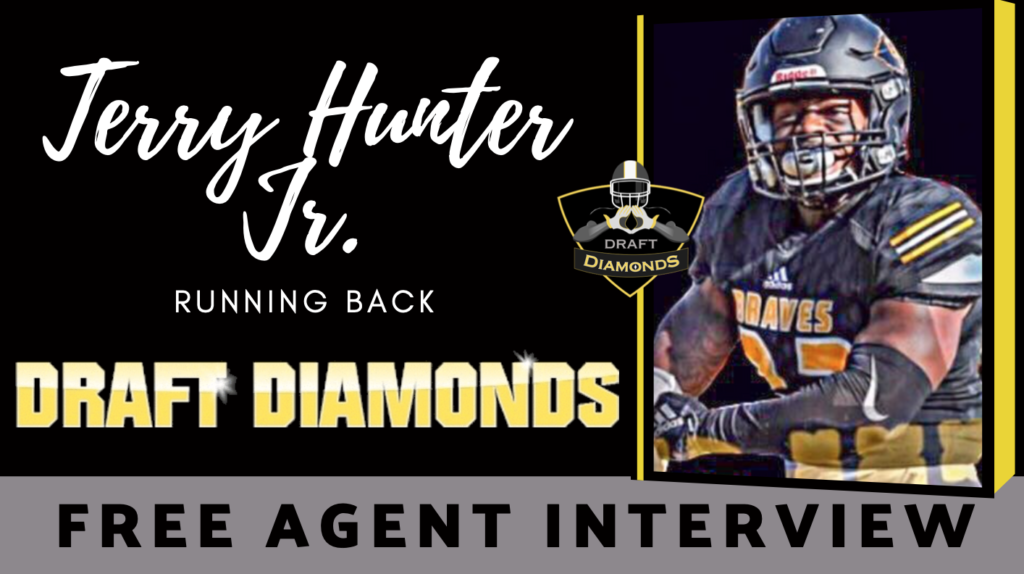 Terry Hunter Jr. Free Agent