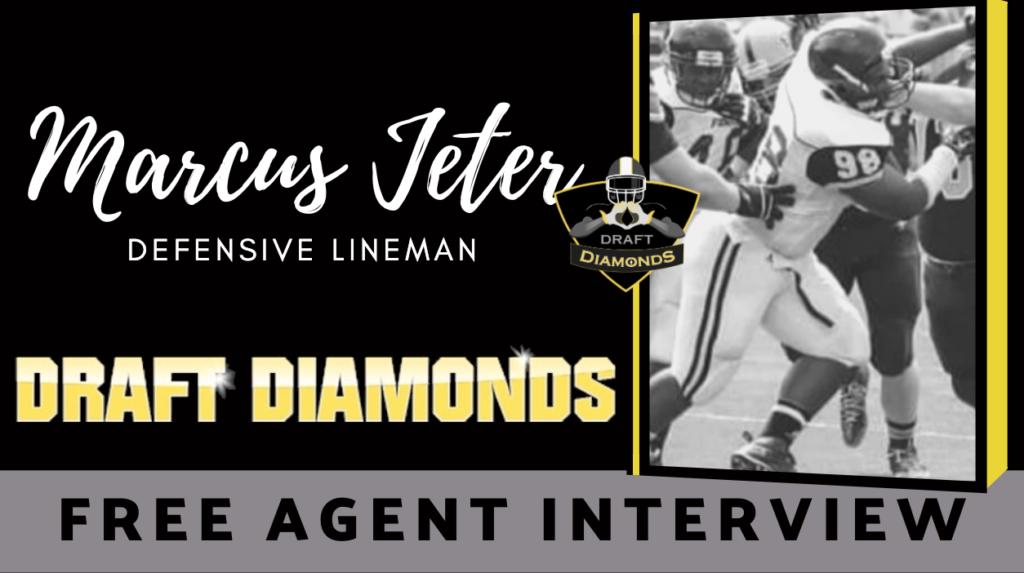 Marcus Jeter Free Agent