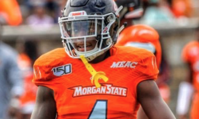 Simeon Gatling Morgan State