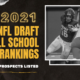 NFL Draft Diamonds 2021 Small School Rankings