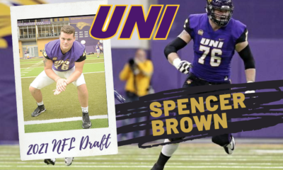 Spencer Brown Northern Iowa