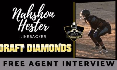 Nahshon Hester Free Agent
