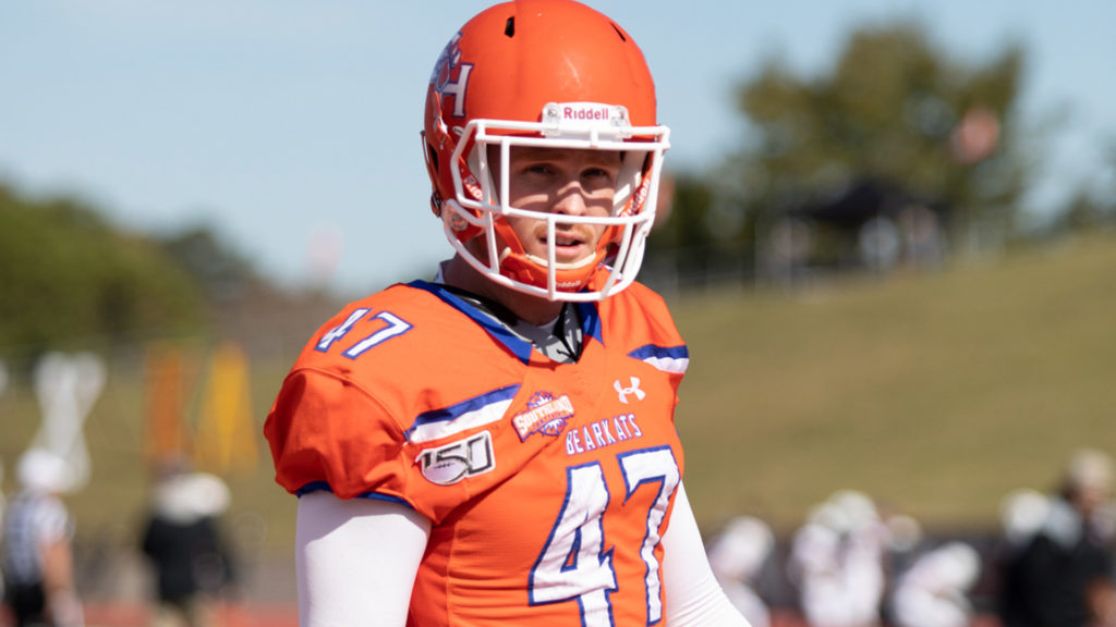 Matt McRobert, P, Sam Houston State University