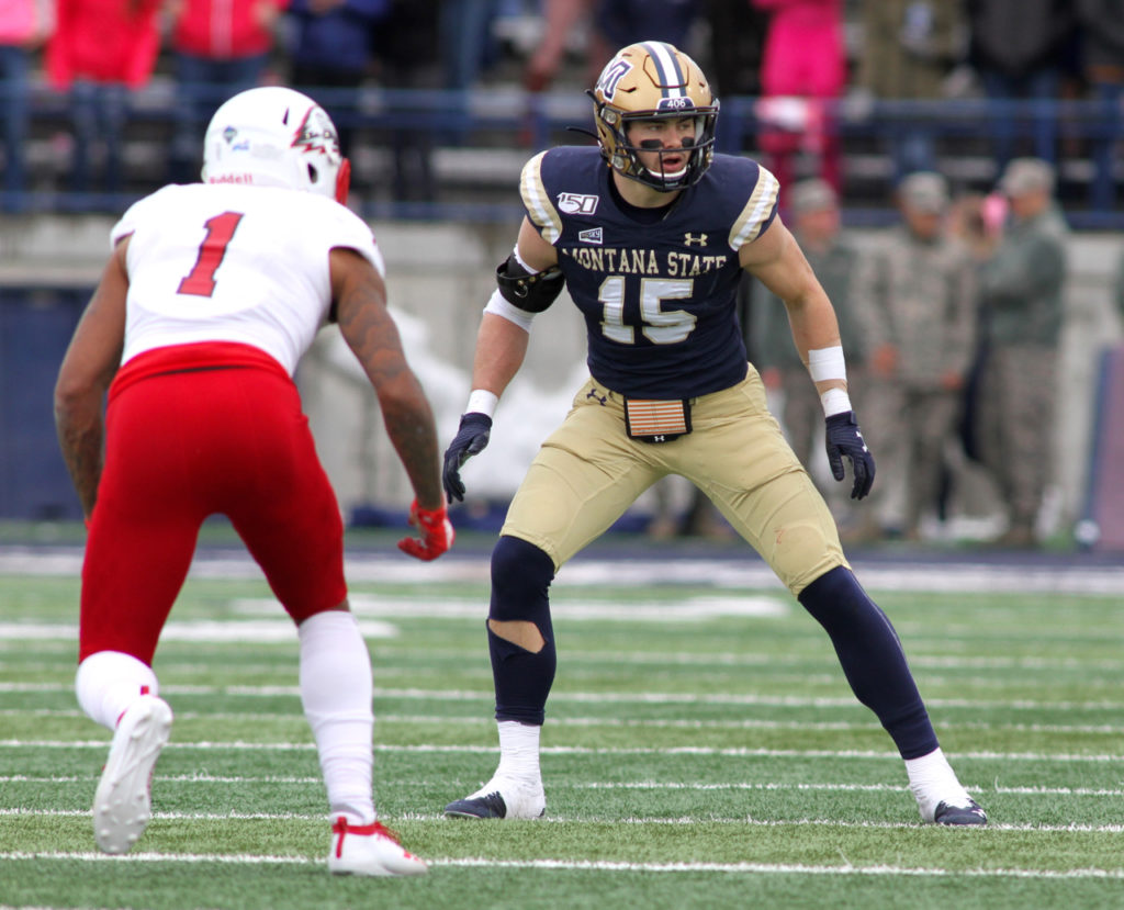 Troy Andersen Montana State