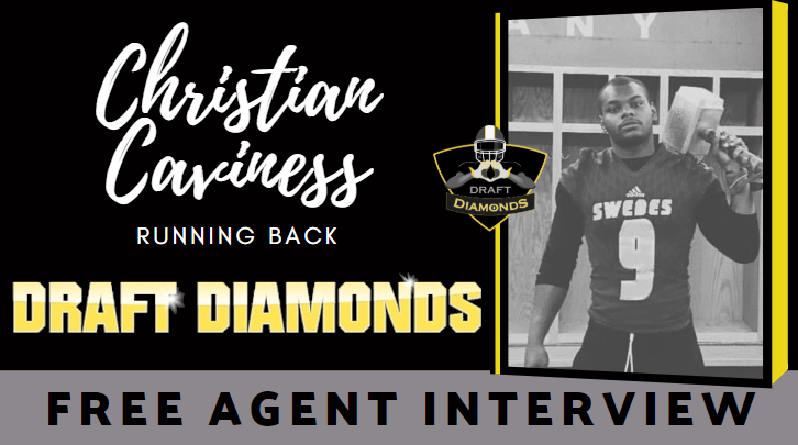 Christian Caviness Free Agent