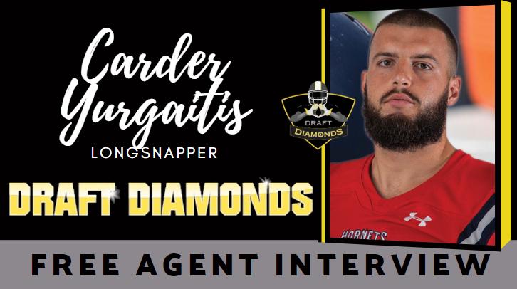 Carder Yurgaitis Free agent ls