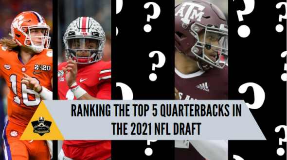 Top 5 quarterbacks in 2021 NFL Draft