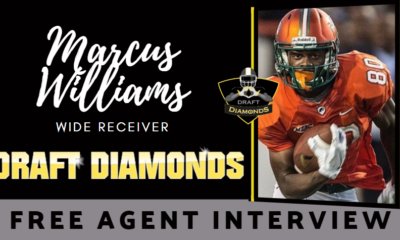 Marcus Williams Free Agent WR