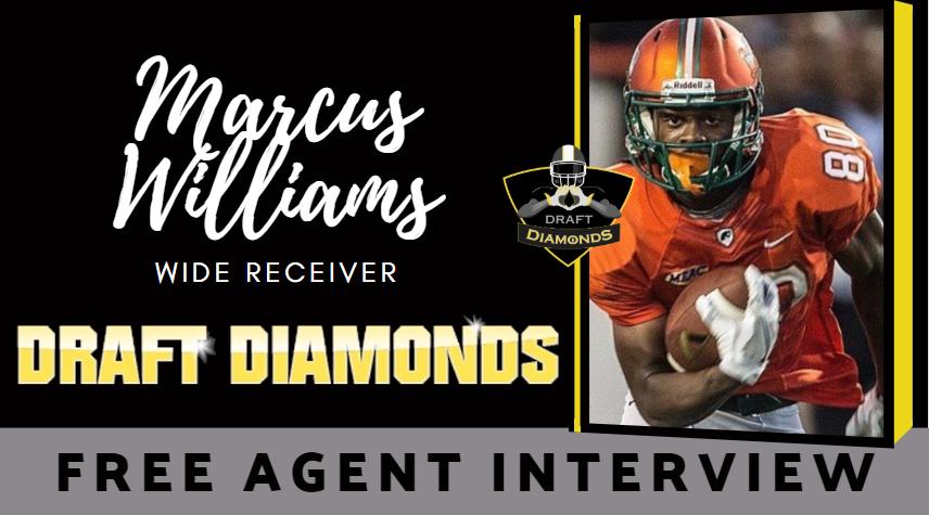 Marcus Williams Free Agent WR