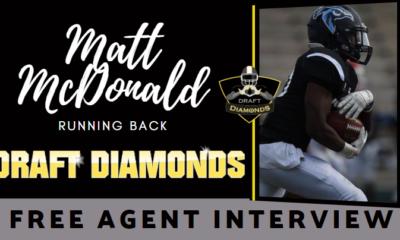 Matt McDonald Free Agent