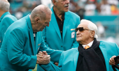 Don Shula 1972 Dolphins
