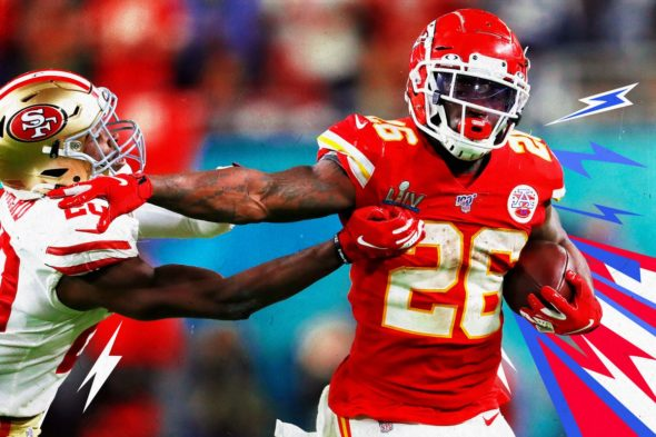 Damien Williams robbed