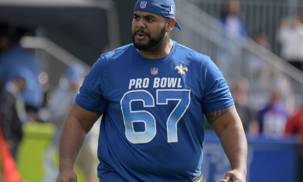 Larry Warford Bills
