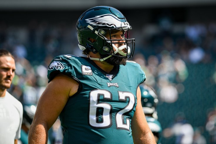 Jason Kelce Eagles