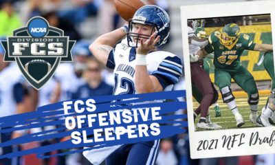 FCS Offensive Sleepers