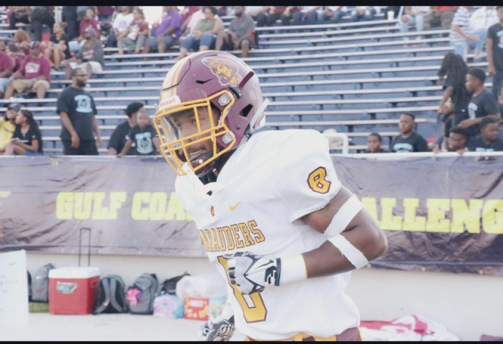 Keandre Powell Central State