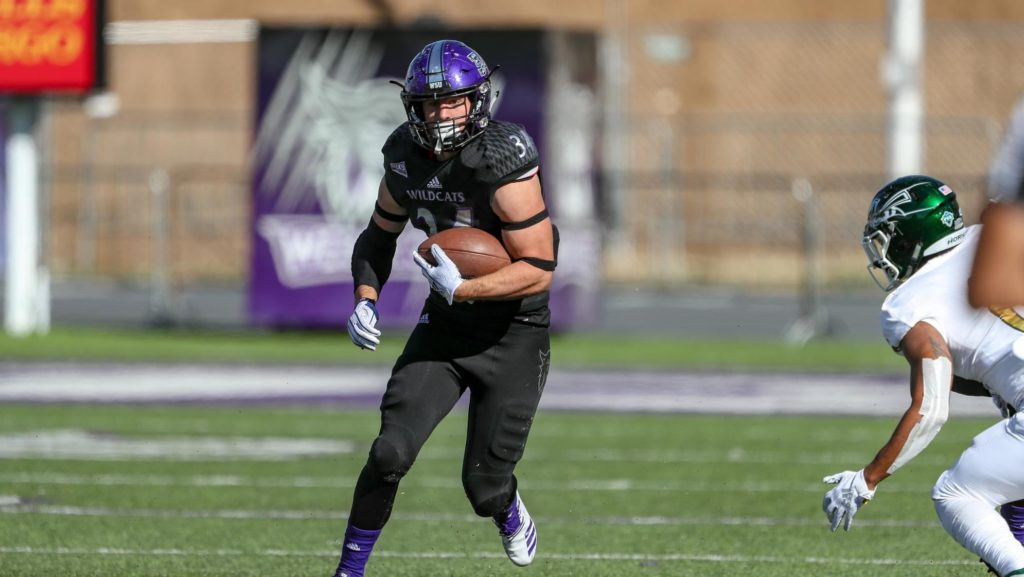 Clay Moss Weber State