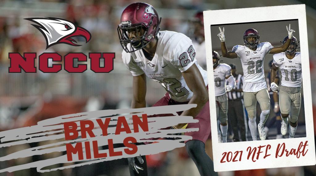 Bryan Mills NCCU