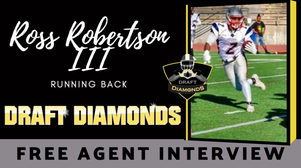 Ross Robertson III