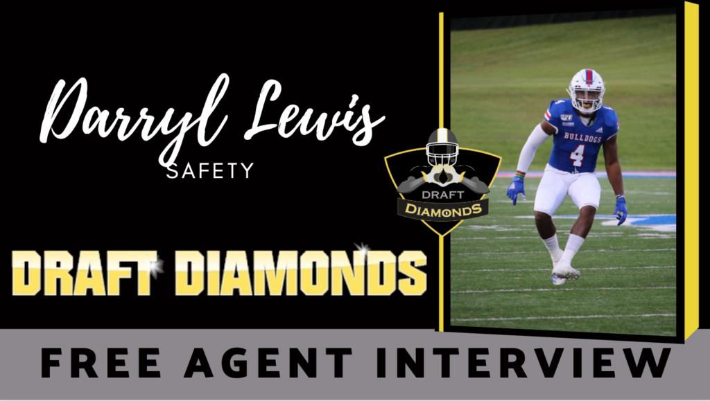 Darryl Lewis Free Agent