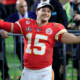 Patrick Mahomes Week 5 Power Rankings