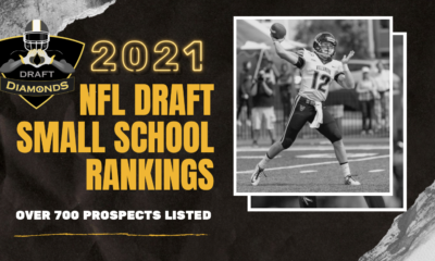 NFL Draft DIamonds Small School Rankings