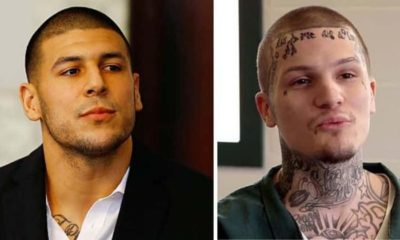 Aaron Hernandez and lover