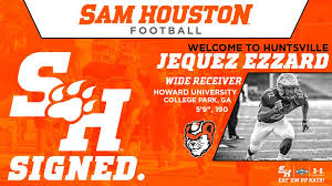Jequez Ezzard Sam Houston State