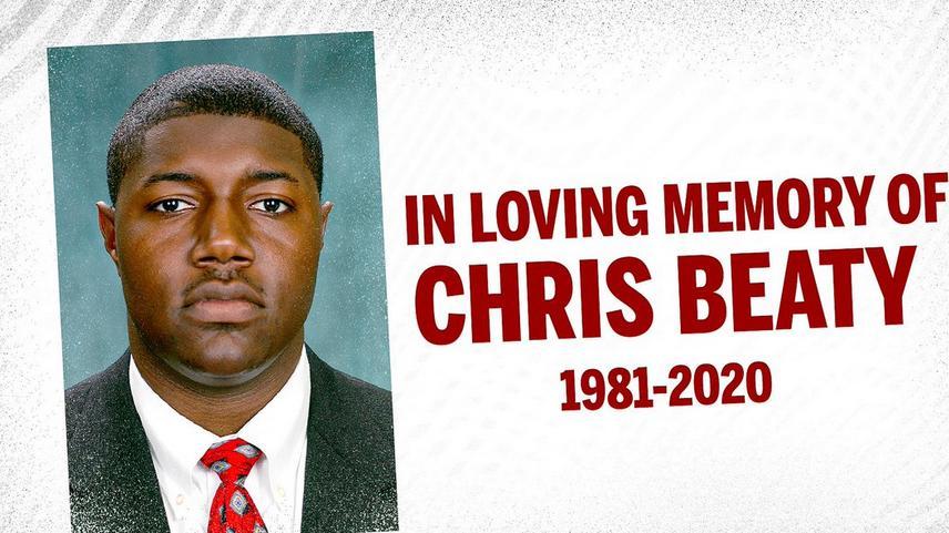 Indiana Hoosier Chris beaty killed