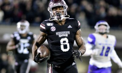 Kylin Hill Draft Breakdown Mississippi State