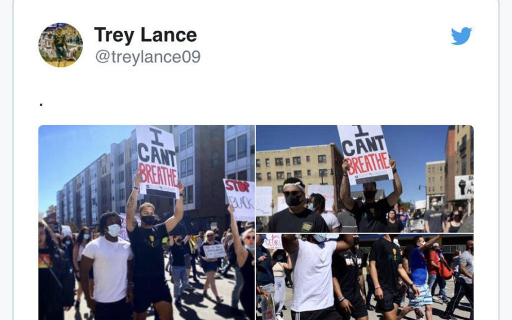 Trey Lance a top QB
