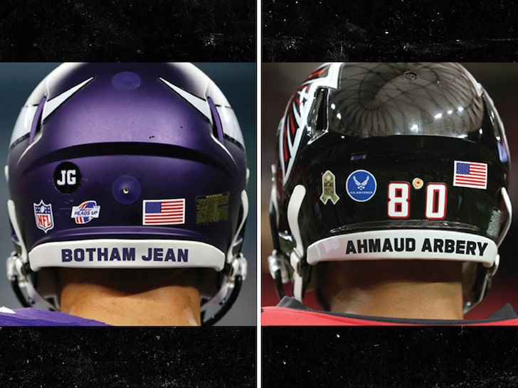 NFL will honor social injustice victims by placing an emblem on helmets