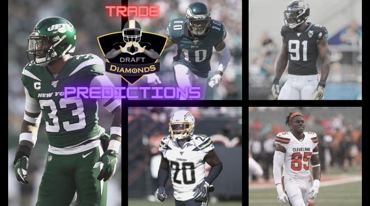 NFL Trade Predictions