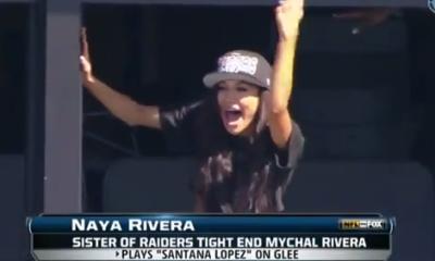 Mychal Rivera sister Naya Rivera