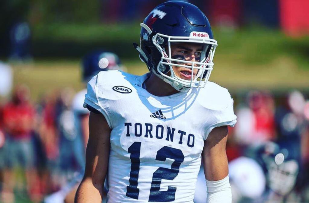 Meet 2021 NFL Draft Prospect Will Corby, WR, University of Toronto