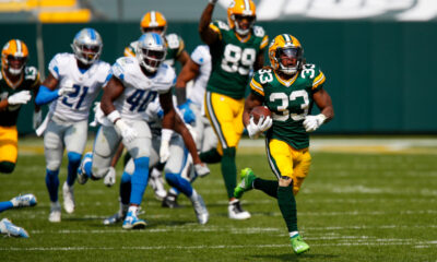 Aaron Jones Fantasy Studs