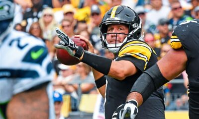 Ben Roethlisberger Steelers Quarterback Market upset alert Fantasy Football